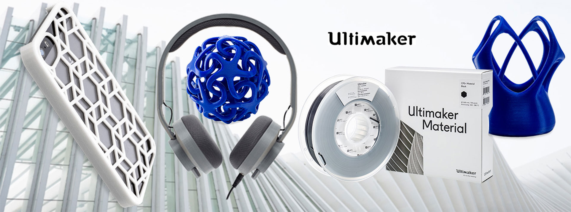 Shop and Buy Ultimaker 3D printer products online in Singapore