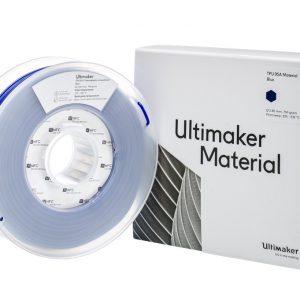 Ultimaker TPU Blue Filament